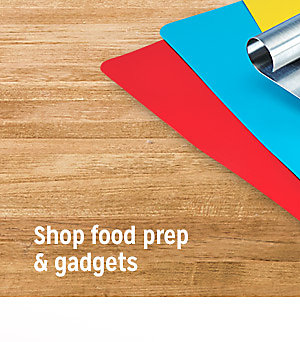 Extra 10% off home goods with code: KMARTDEAL | shop food prep & gadgets