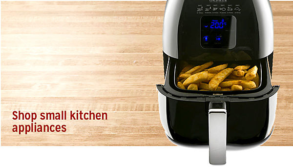 Extra 10% off home goods with code: KMARTDEAL   shop small kitchen appliances