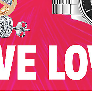 GIVE LOVE | Fine jewelry up to 75% off | Plus, extra 15% off with code: KMARTDEAL