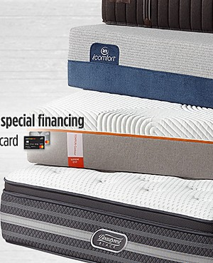 50-60% Off Mattresses + Free Delivery $399+ and Extra 5% Off or 0% Financing for Up to 24 Months