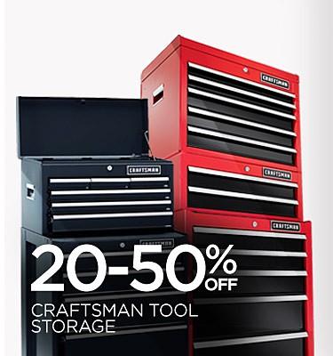 20-50% Off Craftsman Mechanics Tools