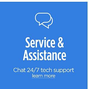 Service & Assistance