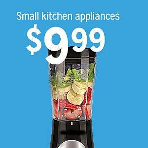 Essential Home small kitchen appliances, $9.99