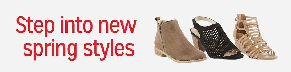 New women's spring styles