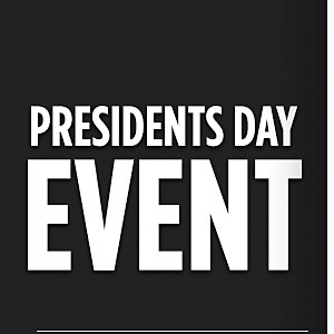 Presidents Day Event |  Up to 40% off top appliance brands