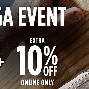 Tool Mega Event | Up to 50% off tools | Extra 10% off online