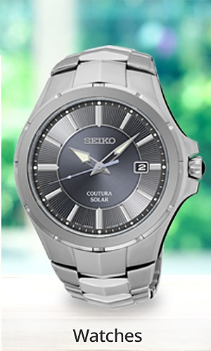 Get $25 CASHBACK in points for every $50 you spend on watches