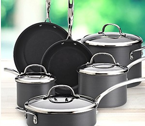$129.99 Kenmore 10-pc. cookware set | reg. $169.99