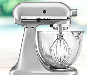 $224.99 KitchenAid stand mixer | reg. $399.99
