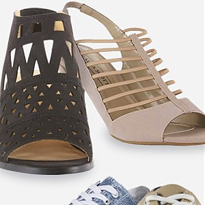 Up to 20% off shoes for the family | Online Only