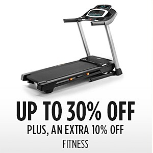 Family & Friends | Up to 30% off featured fitness + Extra 10% off