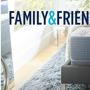 Friends & Family- Extra 10% Off Mattresses Already 50-60% Off + Free Delivery $399+ and Extra 5% Off or 12 Months Special Financing