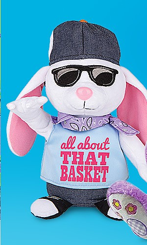 Easter stuffed animals & plush 25% off | Plus, extra 10% off online with code MADNESS
