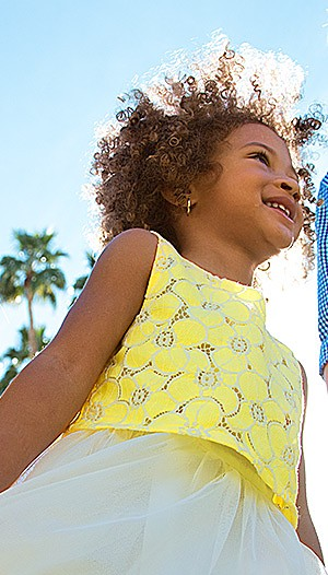 Spring into Deals | Up to 30% off clothes for the family