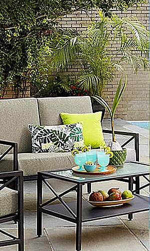 Up to 40% off patio furniture | Plus, free delivery on patio furniture $399+