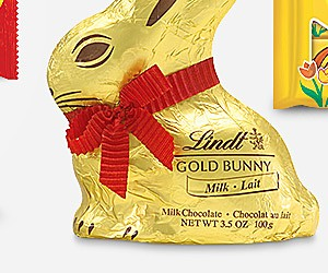 2 for $7 Lindt Gold Bunny