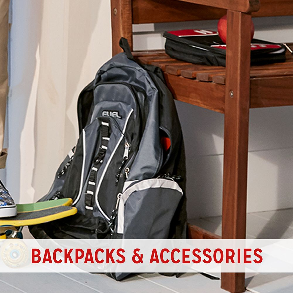 BACKPACK & ACCESSORIES