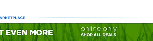 Shop Your Way® Members Get Even More  |  Online Only  shop all deals