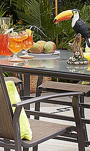 Up to 35% off Patio Furniture | Plus, extra 10% off online with code: SHOWERS