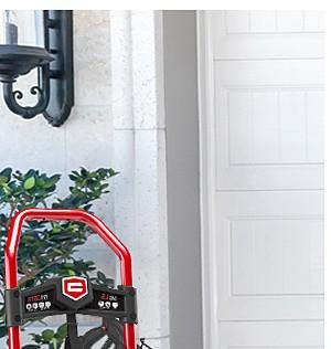 Up to 30% off power lawn & garden & outdoor storage