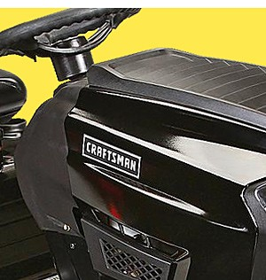 $1399.99 reg. 1899.99 Save $500 Craftsman 20HP V-twin riding mower