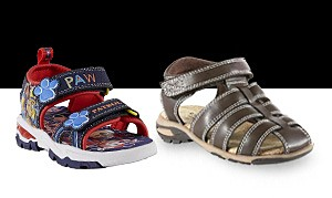 $9.99 Sandals for boys