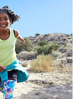 Activewear For The Family. Kids Starting at $7. Women's and Men's Starting at $9.99