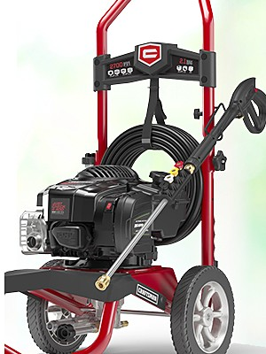 Up to 25% off Lawn & Garden ft. $249.99 Craftsman 020698 2700psi 2.1 GPM Gas Pressure Washer