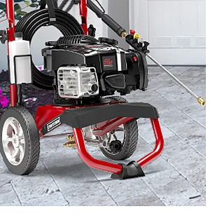 $249.99 Craftsman pressure washer reg. $369.99