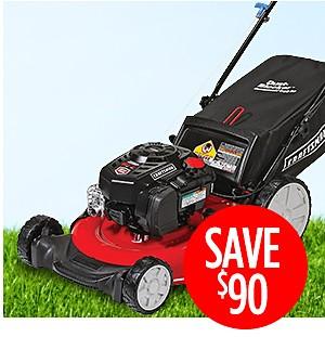 $219.99 Craftsman 163cc lawn mower reg. $309.99