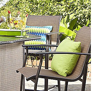 Up to 50% off patio + extra 10% off with code: SHOWERS