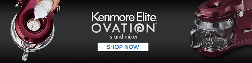 Kenmore Elite Ovation Stand Mixer