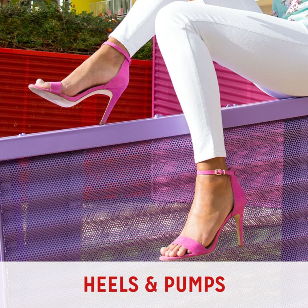 Heels & Pumps