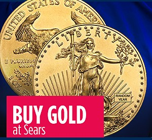 Buy Gold at Sears
