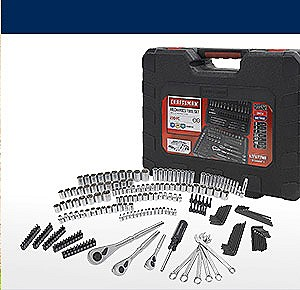 $99.99 reg. $199.99 Craftsman 230-piece �mechanic's tool set. Plus, get up to $30 CASHBACK in Points*