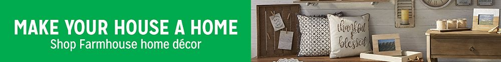 Make your house a home Shop Farmhouse home décor