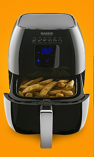 NuWave air fryer, $99.99