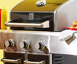 Up to 30% off Grills plus, Extra 10% off w/code:SUNSHINE | Free delivery on $399+