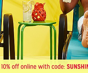 Up to 25% off Grills + extra 10% off w/code:SUNSHINE