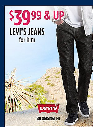 Starting at $39.99. Levi's Jeans for Men