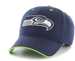 NFL Men's Baseball Hat - Seattle Seahawks