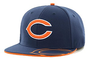 NFL Men's Snapback Hat - Chicago Bears
