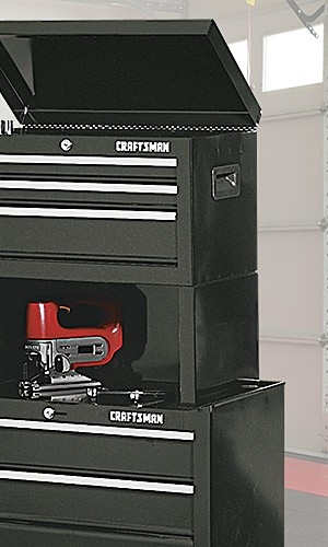 Craftsman 5-drawer tool center,  $99.99 | reg. $139.99