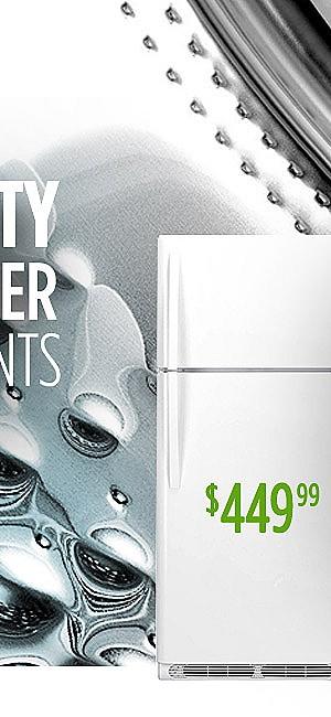 $449.99 Kenmore 18 cu. ft Refrigerator