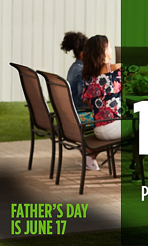 Extra 10% off lawn & garden, patio furniture & grills