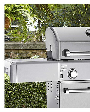Kenmore Elite 3-Burner Dual-Fuel Gas Grill $799.99