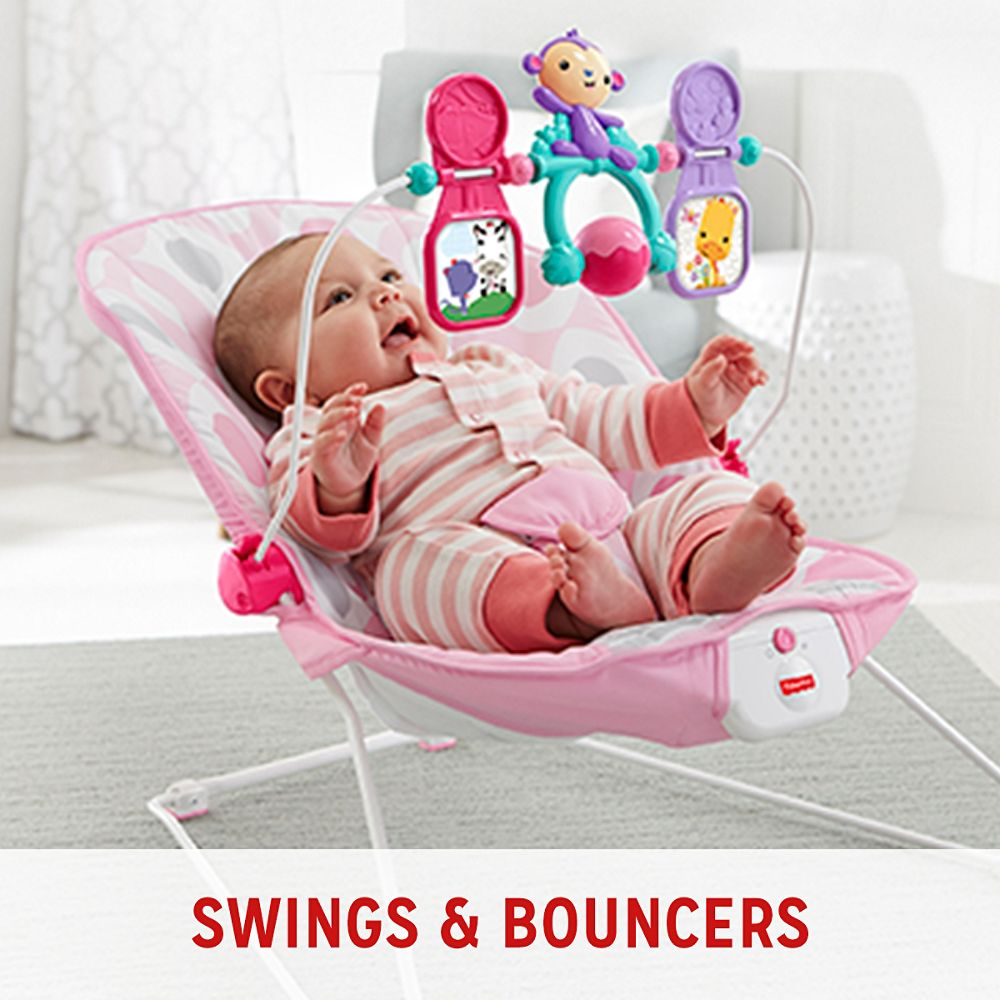 Swings & Bouncers