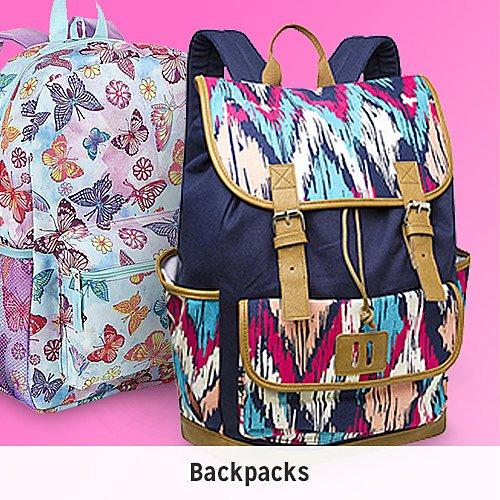 Back to school | Backpacks