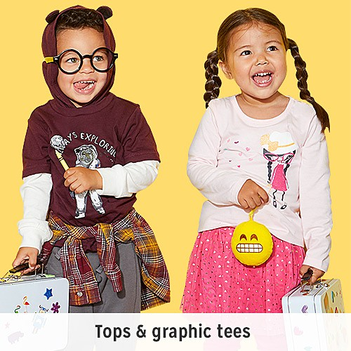 Back to school | Tops & graphic tees