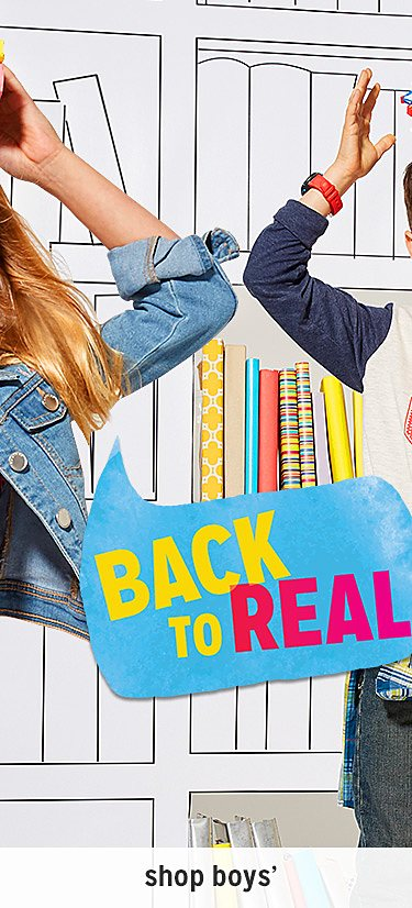 Back to school | shop boys
